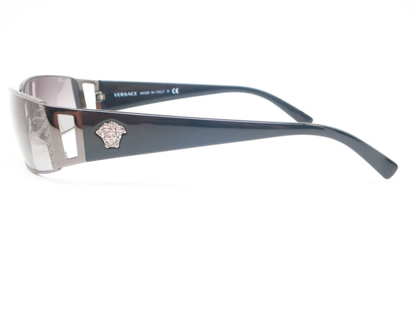 Versace VE 2021 Gunmetal 1001/11 Gunmetal Sunglasses - Eye Heart Shades - Versace - Sunglasses - 5