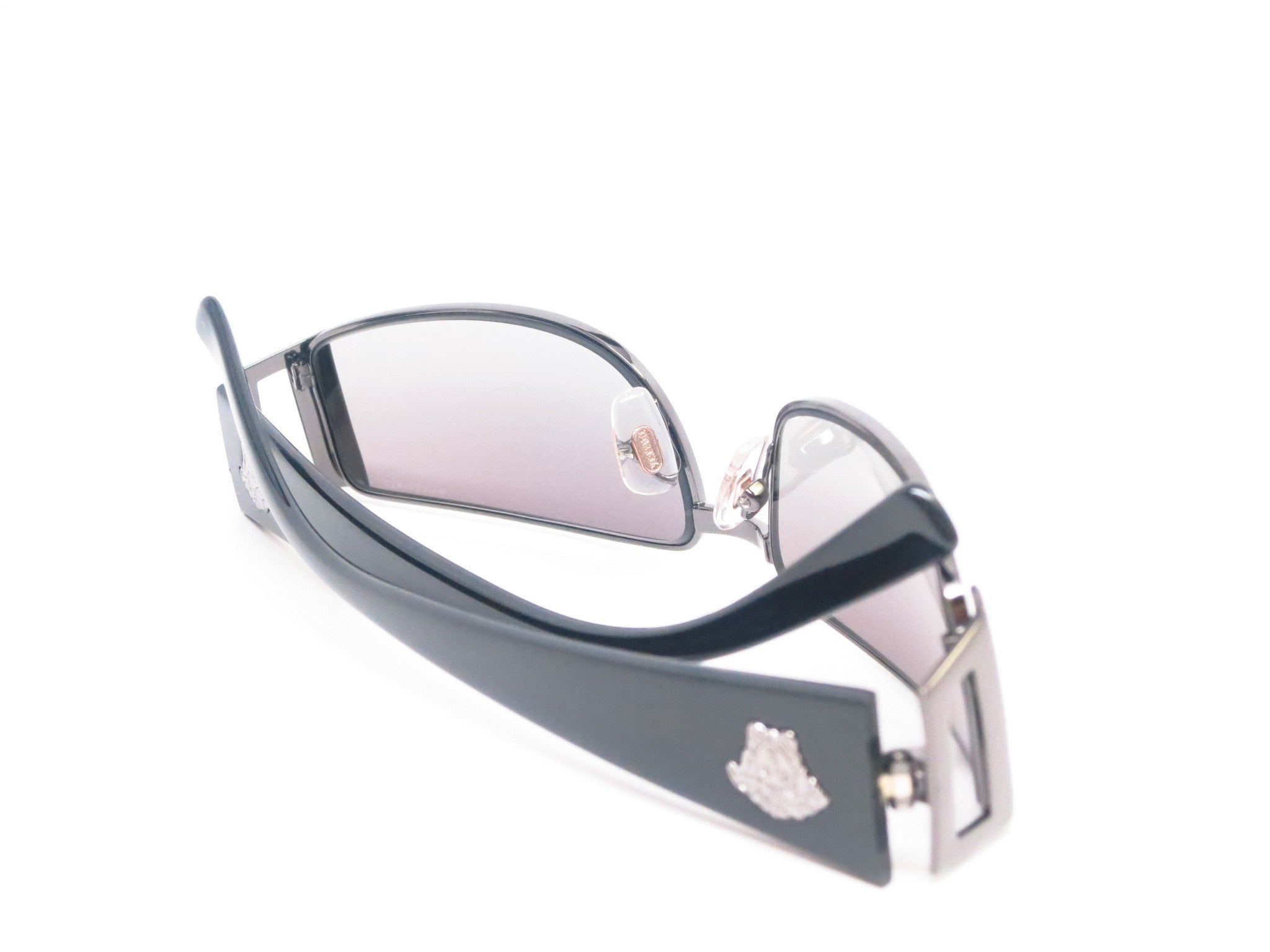 9641f45c3cb1 ... Versace VE 2021 Gunmetal 1001 11 Gunmetal Sunglasses - Eye Heart Shades  - Versace -