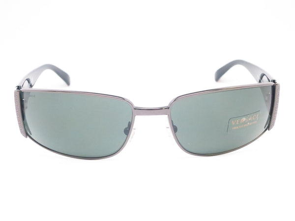 Versace VE 2021 Pewter 1001/6 Sunglasses - Eye Heart Shades - Versace - Sunglasses - 2