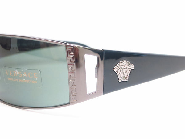 Versace VE 2021 Pewter 1001/6 Sunglasses - Eye Heart Shades - Versace - Sunglasses - 3