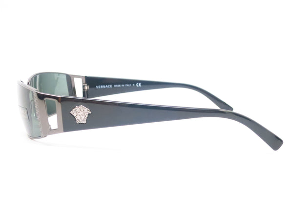 Versace VE 2021 Pewter 1001/6 Sunglasses - Eye Heart Shades - Versace - Sunglasses - 5