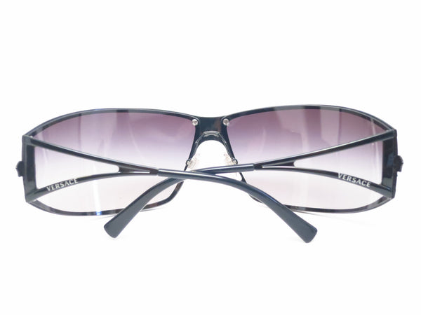 Versace VE 2040 Black 1009/8G Sunglasses - Eye Heart Shades - Versace - Sunglasses - 11