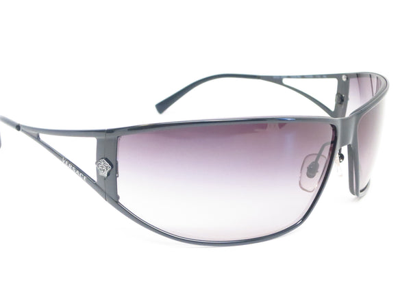 Versace VE 2040 Black 1009/8G Sunglasses - Eye Heart Shades - Versace - Sunglasses - 3