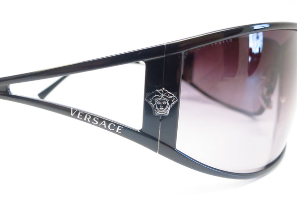 Versace VE 2040 Black 1009/8G Sunglasses - Eye Heart Shades - Versace - Sunglasses - 5