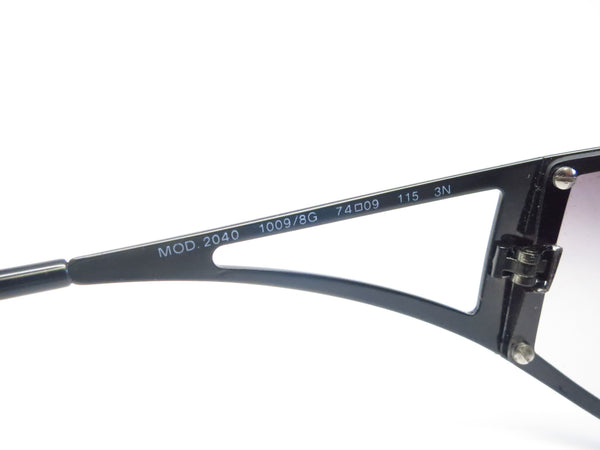 Versace VE 2040 Black 1009/8G Sunglasses - Eye Heart Shades - Versace - Sunglasses - 7