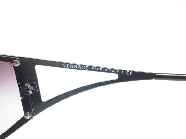 Versace VE 2040 Black 1009/8G Sunglasses - Eye Heart Shades - Versace - Sunglasses - 8