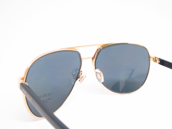 Versace VE 2142 Gold Polarized 1002/81 Sunglasses - Eye Heart Shades - Versace - Sunglasses - 6