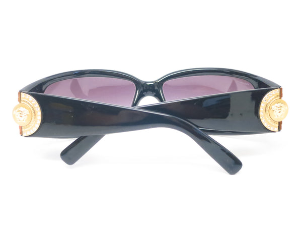 Versace VE 4044-B Shiny Black 870/8G Sunglasses - Eye Heart Shades - Versace - Sunglasses - 11