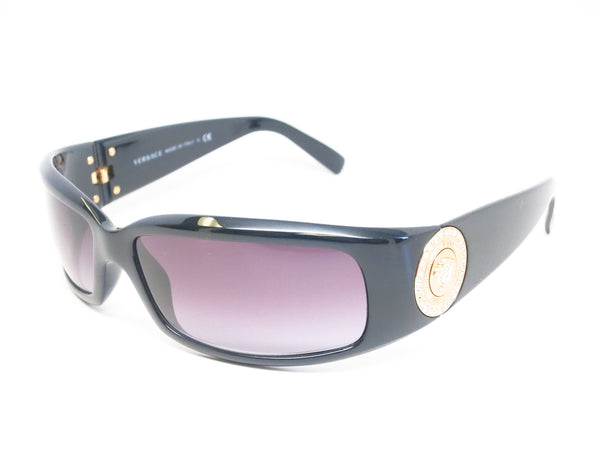 Versace VE 4044-B Shiny Black 870/8G Sunglasses - Eye Heart Shades - Versace - Sunglasses - 1