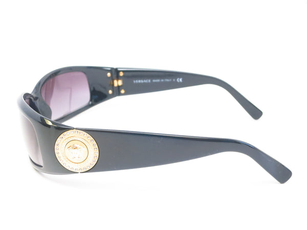 Versace VE 4044-B Shiny Black 870/8G Sunglasses - Eye Heart Shades - Versace - Sunglasses - 3