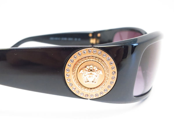 Versace VE 4044-B Shiny Black 870/8G Sunglasses - Eye Heart Shades - Versace - Sunglasses - 5