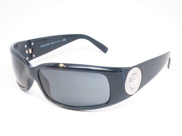 Versace VE 4044-B Shiny Black GB1/87 Sunglasses - Eye Heart Shades - Versace - Sunglasses - 1
