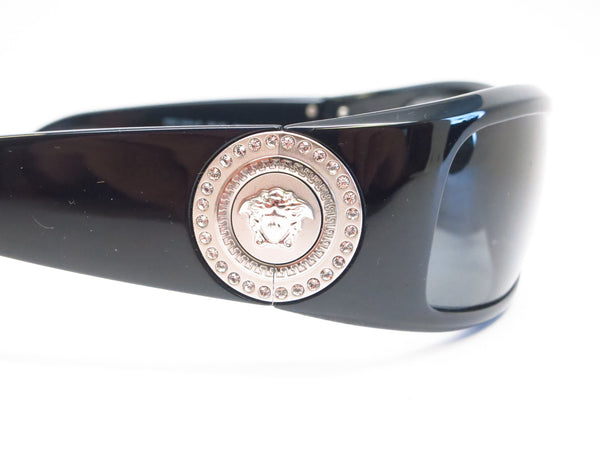 Versace VE 4044-B Shiny Black GB1/87 Sunglasses - Eye Heart Shades - Versace - Sunglasses - 4