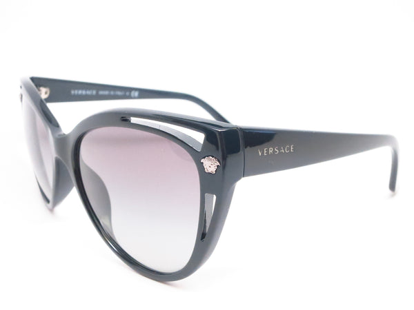 Versace VE 4267 Black GB1/11 Sunglasses - Eye Heart Shades - Versace - Sunglasses - 1
