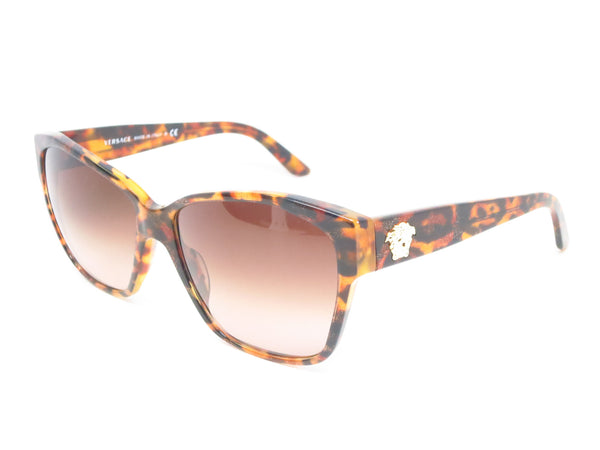 Versace VE 4277 Animalier Brown/Havana 5115/13 Sunglasses - Eye Heart Shades - Versace - Sunglasses - 1