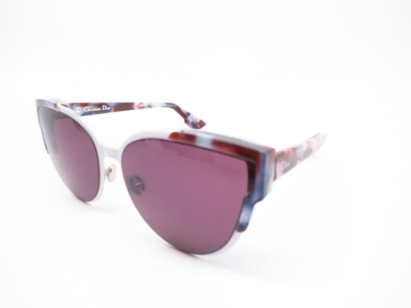Dior Wildly Dior P7IC6 Havana White Violet Sunglasses - Eye Heart Shades - Dior - Sunglasses - 1