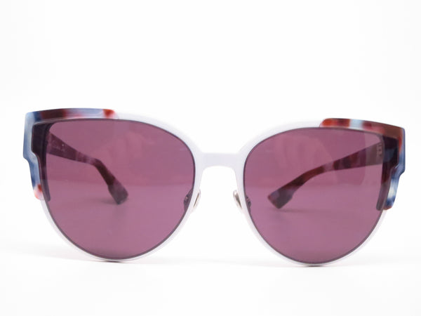Dior Wildly Dior P7IC6 Havana White Violet Sunglasses - Eye Heart Shades - Dior - Sunglasses - 2