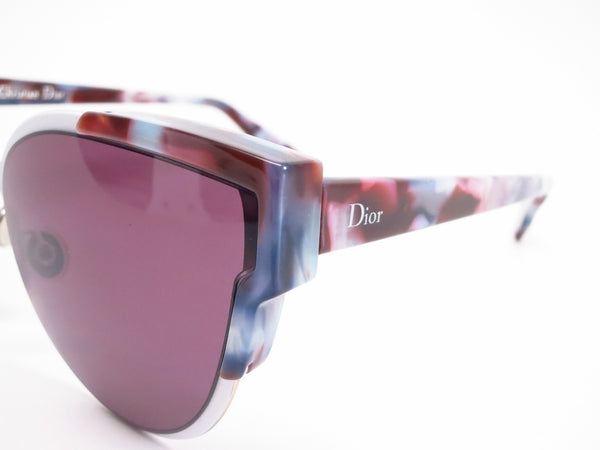 Dior Wildly Dior P7IC6 Havana White Violet Sunglasses - Eye Heart Shades - Dior - Sunglasses - 3