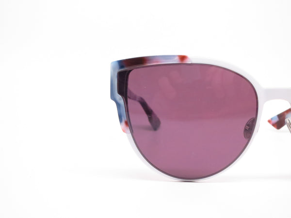 Dior Wildly Dior P7IC6 Havana White Violet Sunglasses - Eye Heart Shades - Dior - Sunglasses - 4