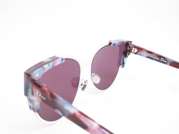 Dior Wildly Dior P7IC6 Havana White Violet Sunglasses - Eye Heart Shades - Dior - Sunglasses - 6