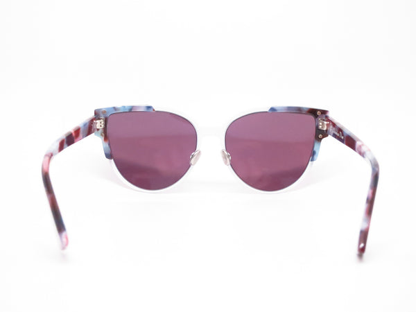 Dior Wildly Dior P7IC6 Havana White Violet Sunglasses - Eye Heart Shades - Dior - Sunglasses - 7