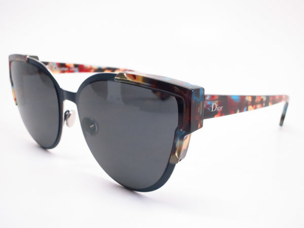 Dior Wildly Dior P7NE5 Multi-Color Havana Blue Sunglasses - Eye Heart Shades - Dior - Sunglasses - 1