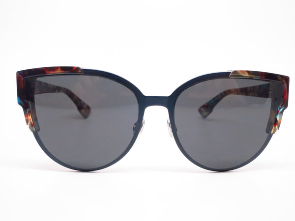 Dior Wildly Dior P7NE5 Multi-Color Havana Blue Sunglasses - Eye Heart Shades - Dior - Sunglasses - 2