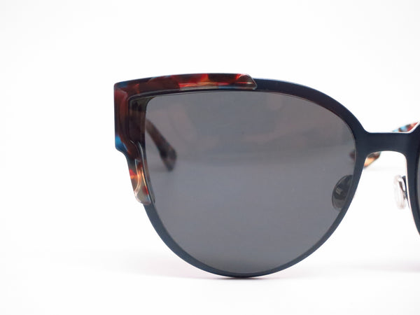 Dior Wildly Dior P7NE5 Multi-Color Havana Blue Sunglasses - Eye Heart Shades - Dior - Sunglasses - 4