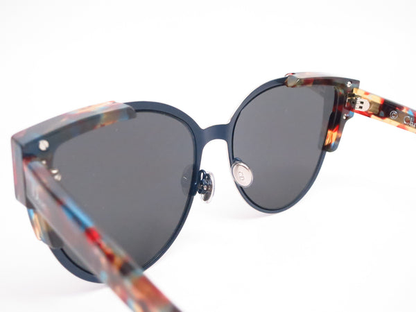 Dior Wildly Dior P7NE5 Multi-Color Havana Blue Sunglasses - Eye Heart Shades - Dior - Sunglasses - 6