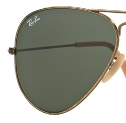 Ray-Ban RB 3025 Aviator Sunglass Replacement Lenses - Eye Heart Shades - Ray-Ban - Replacement Lenses - 42