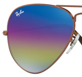 Ray-Ban RB 3025 Aviator Sunglass Replacement Lenses - Eye Heart Shades - Ray-Ban - Replacement Lenses - 46