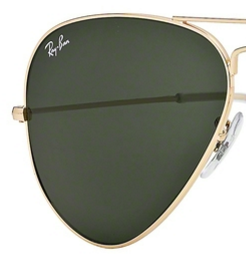 Ray-Ban RB 3025 Aviator Sunglass Replacement Lenses - Eye Heart Shades - Ray-Ban - Replacement Lenses - 47