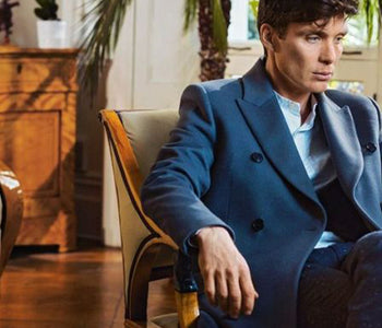 Navy Is All You Need: 5 Classic Style Lessons From Cillian Murphy