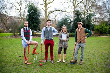 CROQUET RESULTS FROM THE TWEED RUN
