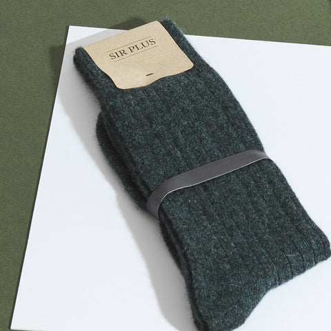 Sir Plus Cashmere Socks