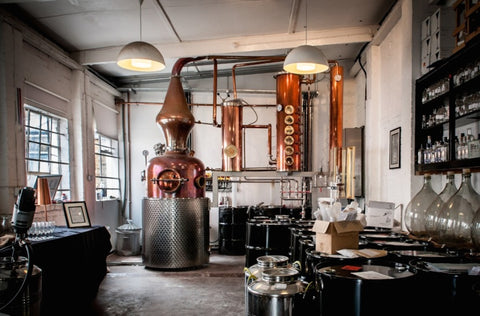 Sipsmith HQ for a new collaboration