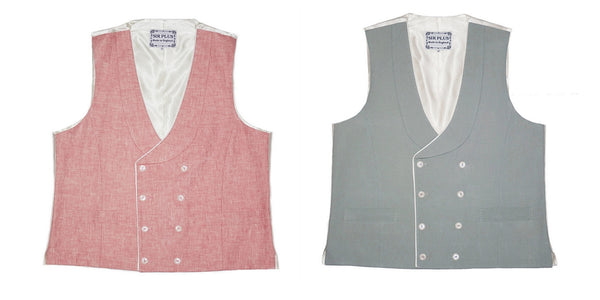 Wedding wear - Double breasted waistcoat