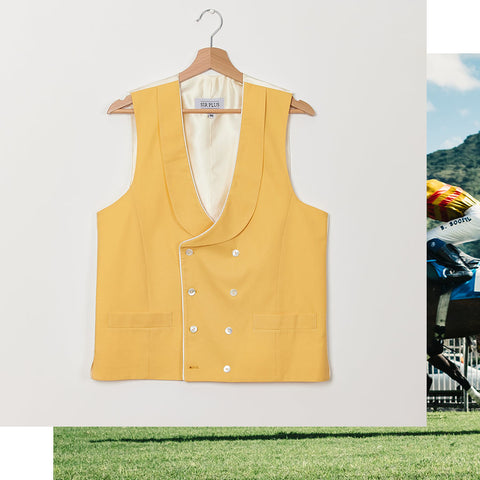 Royal Ascot Dress Code: Waistcoat