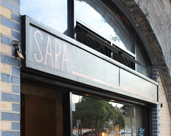 Sara - The local for friendly, healthy lunchtimes.