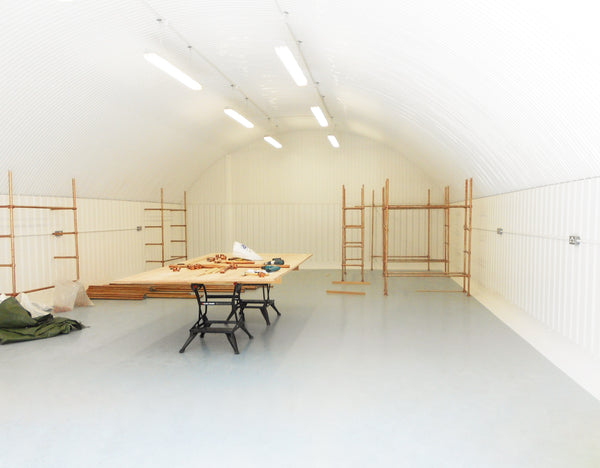 Our new Bethnal Green archway warehouse