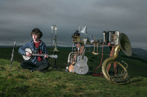 VISIT FROM COSMO SHELDRAKE