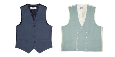 THE BEST WAISTCOAT STYLES FOR A WEDDING