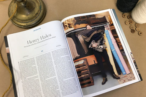 Gentlemans journal march issue henry hales