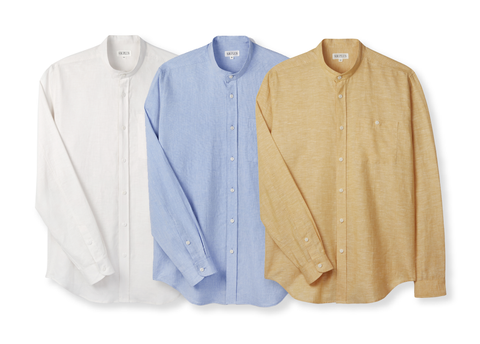 Everything you've ever wanted to know about the grandad shirt