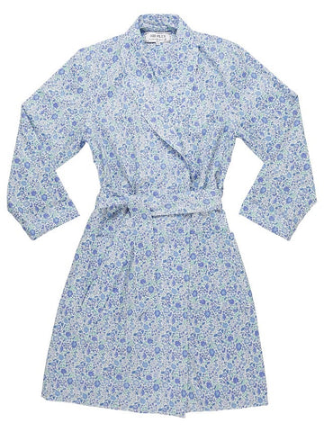 Women's Patterned O'Keeffe Dressing Gown