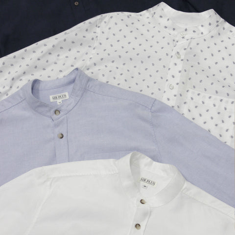 Sir Plus men's shirts