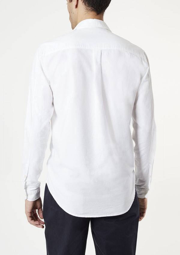 White Collar Shirt - SIRPLUS