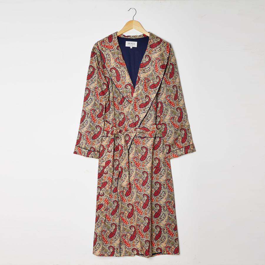 Liberty Bourton Paisley Dressing Gown, Dressing Gowns - SIRPLUS