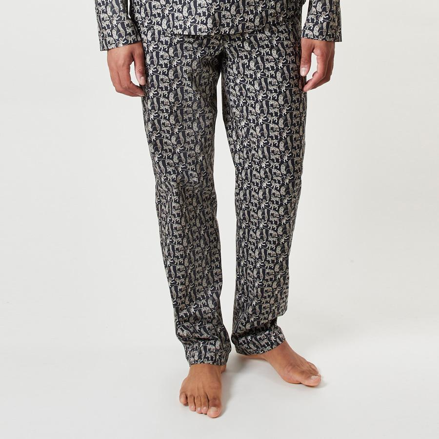 Liberty Tiger Print PJ Trousers