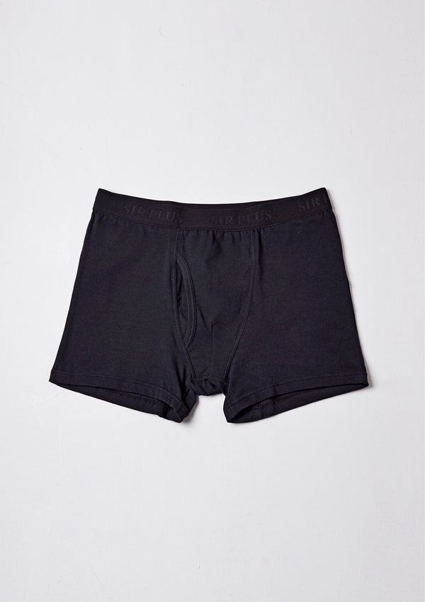 Black Boxer Briefs